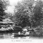 Les promenades en barque
